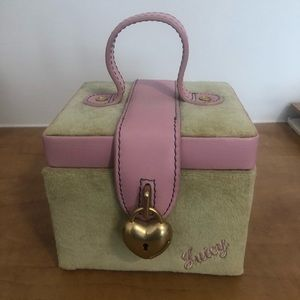 Juicy Couture Petite Jewelry Box